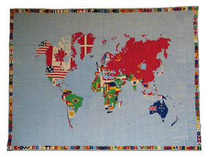 Alighiero Boetti a Roma | MAXXI - National Museum of XXI Century Arts, until 08 SEP. 2013