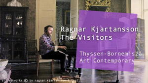 The Visitors by Ragnar Kjartansson, HangarBicocca, > 17 NOV. 2013, Via Chiese 2 - Milano