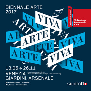 57th International Art Exhibition | Viva Arte Viva | Venezia