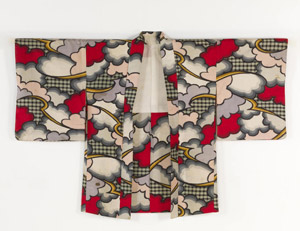 Occidentalismo: Modernità e Arte Occidentale nei Kimono 1900-1950 | Museo della Moda e delle Arti applicate, Case Dornberg e Tasso, Borgo Castello, 13 - 34170 Gorizia | photo by Luigi Vitale